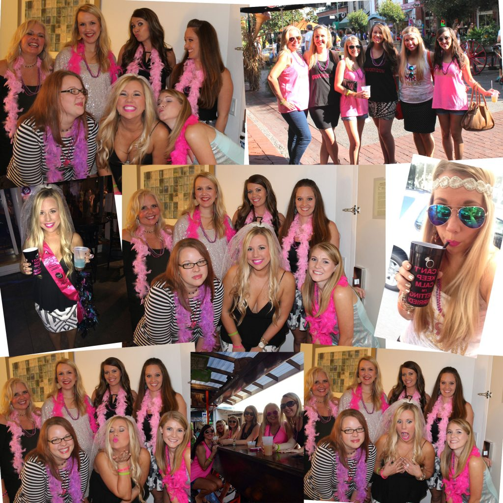 Savannah Takeover: Bachelorette Party Round One
