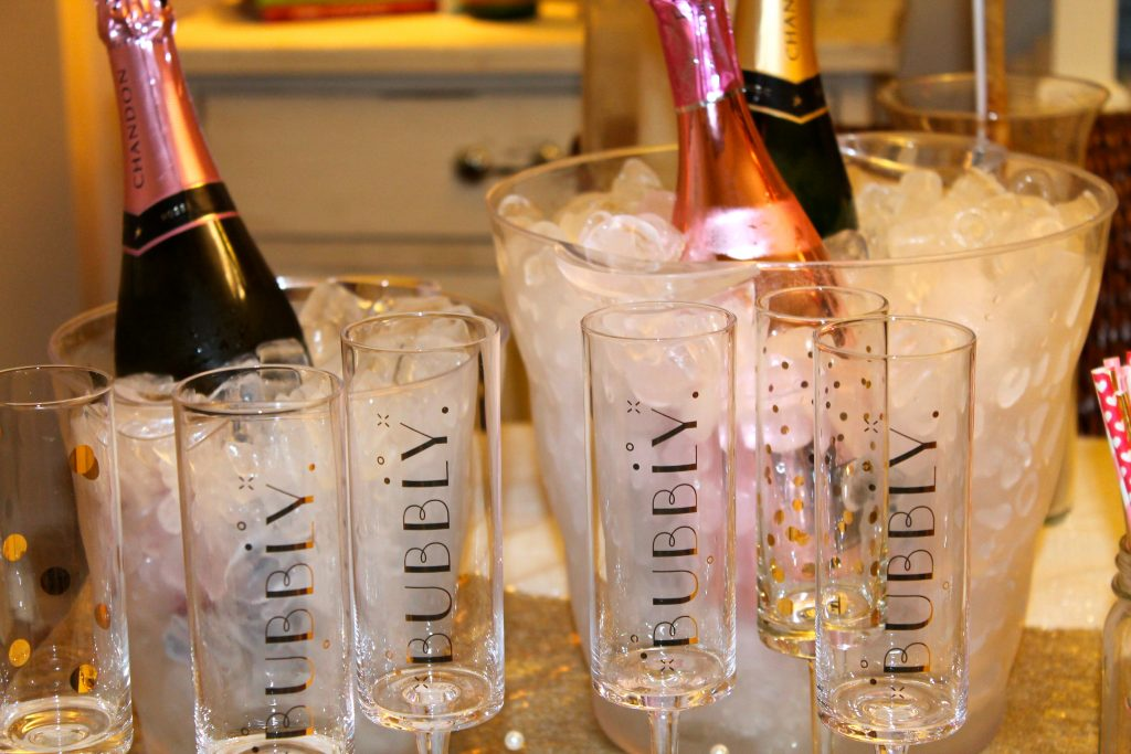 Bachelor and Bubbly Party | Bachelor Live TV Debut + Video